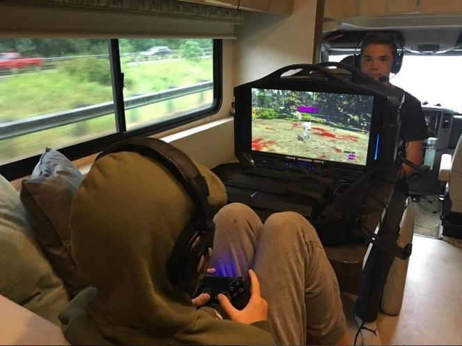 road-gaming